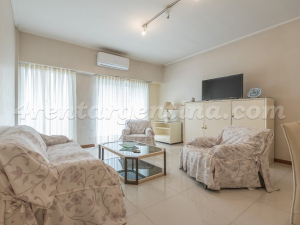 Cerrito and Cordoba, apartment fully equipped