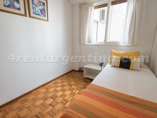 Soler and Borges: Apartment for rent in Palermo