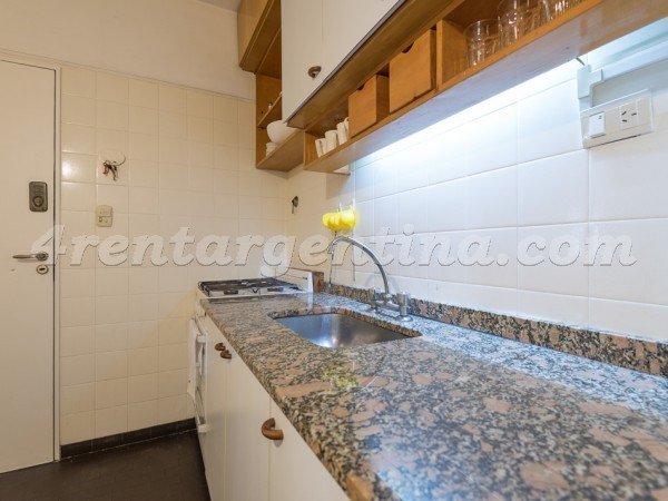 Apartment Soler and Borges - 4rentargentina
