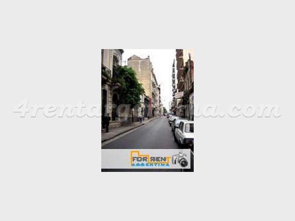 Carlos Calvo and Peru: Apartment for rent in Buenos Aires