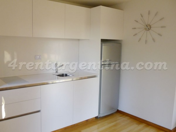 Chenaut and Arce II, apartment fully equipped