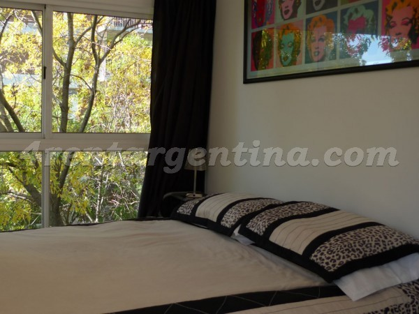 Chenaut et Arce II: Furnished apartment in Las Ca�itas