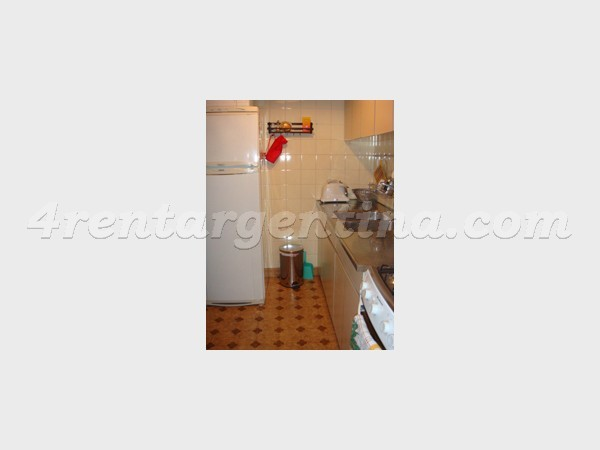 Blanco Encalada et Arribe�os: Apartment for rent in Buenos Aires