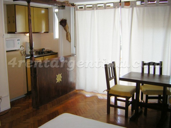 Apartment Callao and Sarmiento - 4rentargentina