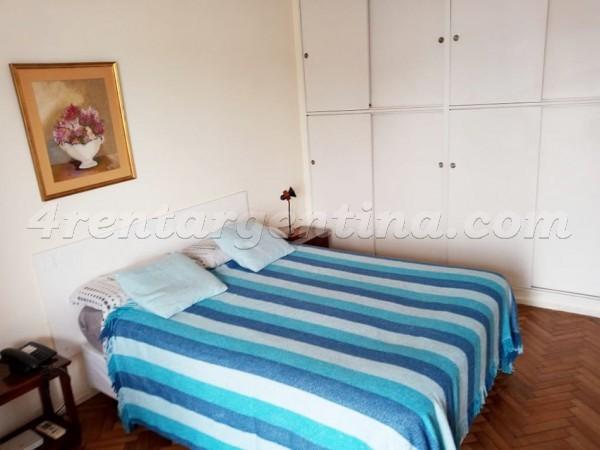 Apartment Callao and Sarmiento - 4rentargentina