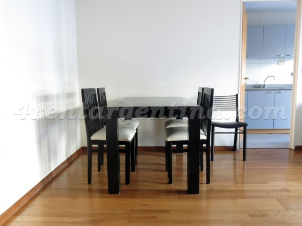 Ugarteche and Cervi�o, apartment fully equipped