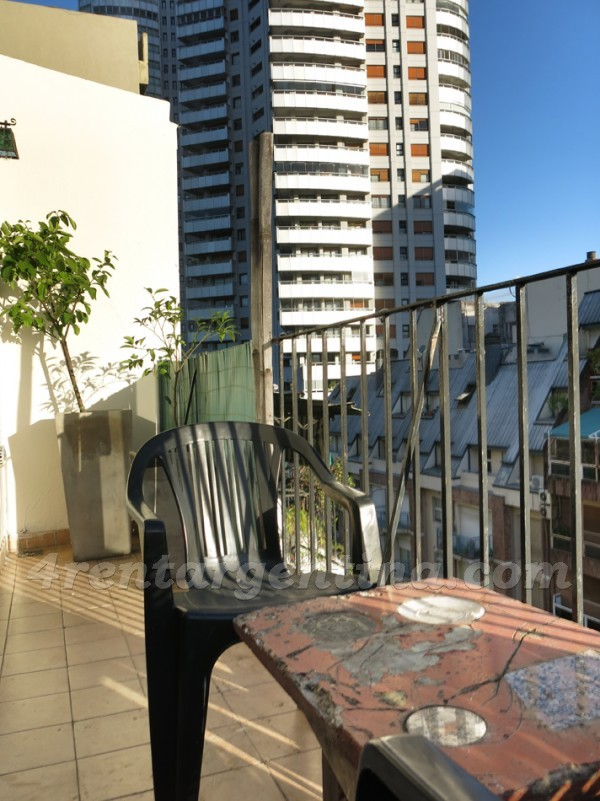 Juncal et Salguero, apartment fully equipped
