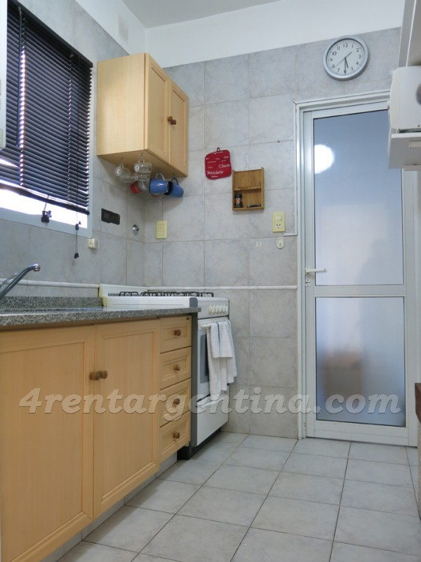 Juncal and Salguero: Apartment for rent in Palermo