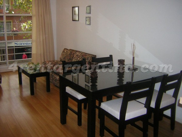 Godoy Cruz and Cervi�o: Apartment for rent in Palermo