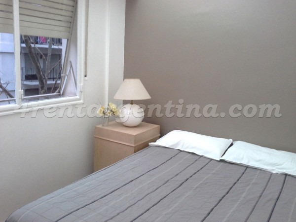Apartment Bustamante and Santa Fe I - 4rentargentina