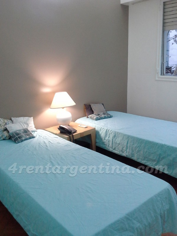 Bustamante and Santa Fe I: Apartment for rent in Palermo