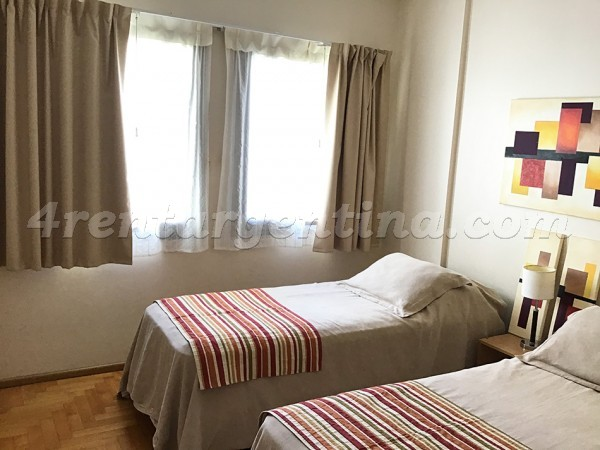 Baez and Rep. de Eslovenia: Apartment for rent in Buenos Aires