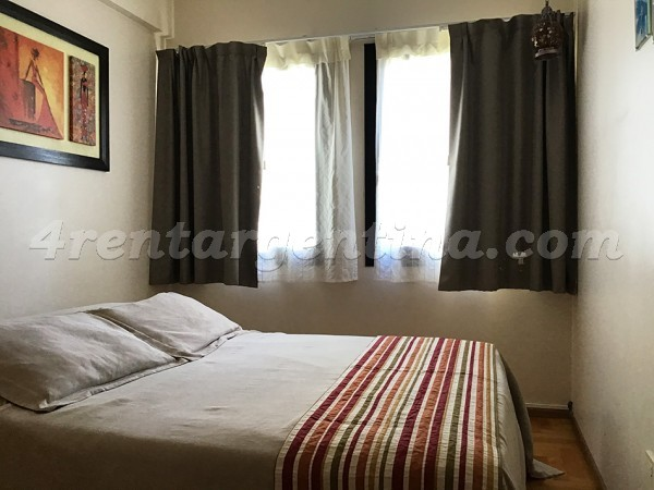 Baez and Rep. de Eslovenia: Apartment for rent in Las Ca�itas