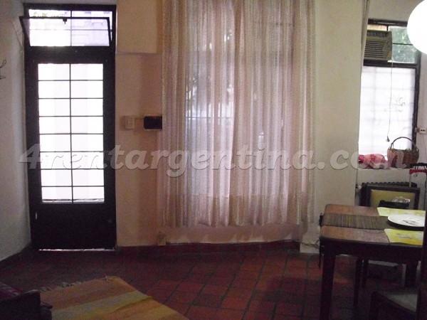 Apartment Guatemala and Julian Alvarez I - 4rentargentina