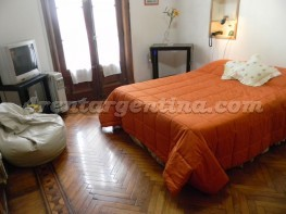 Apartment Montevideo and Cordoba I - 4rentargentina