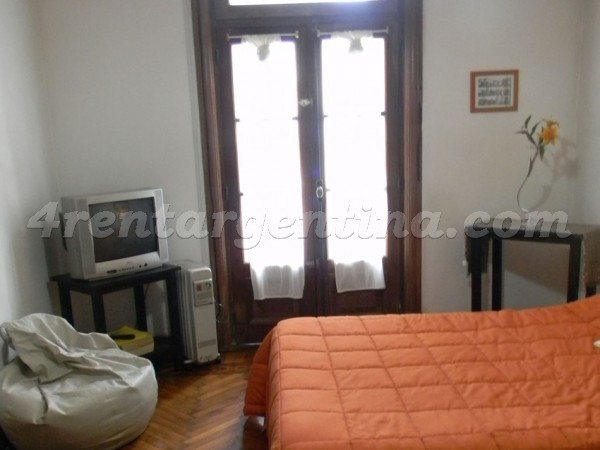 Montevideo and Cordoba I: Apartment for rent in Downtown