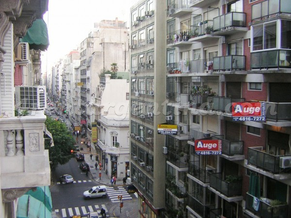 Apartment Montevideo and Cordoba I - 4rentargentina