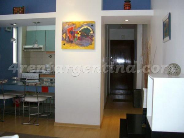 Apartamento Cordoba e Anchorena I - 4rentargentina