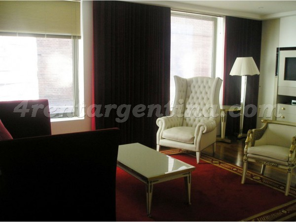 Eyle and Manso: Furnished apartment in Puerto Madero