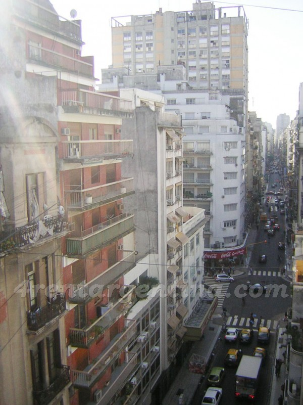 Parana and Corrientes, Downtown Buenos Aires