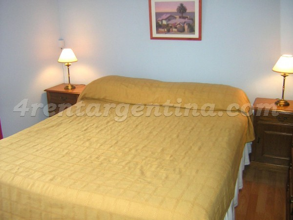 Parana and Corrientes: Apartment for rent in Downtown