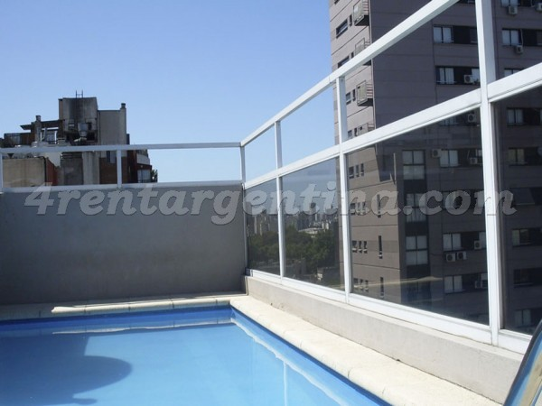 Baez and Chenaut: Apartment for rent in Buenos Aires