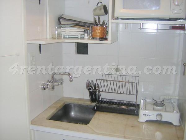 Apartment in Recoleta