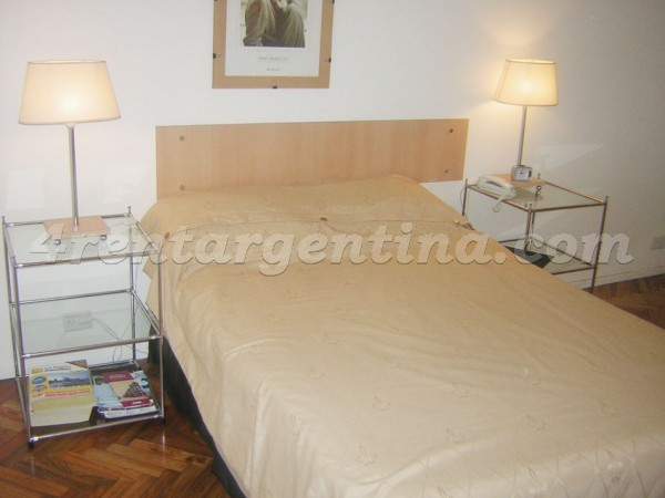 Pe�a and Ayacucho: Apartment for rent in Buenos Aires