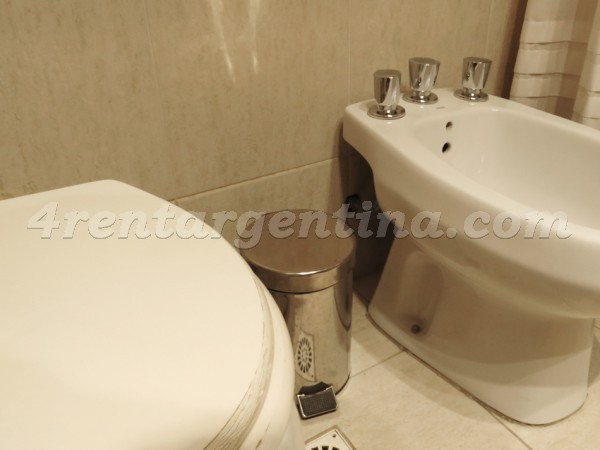 Apartment Paraguay and Bulnes - 4rentargentina