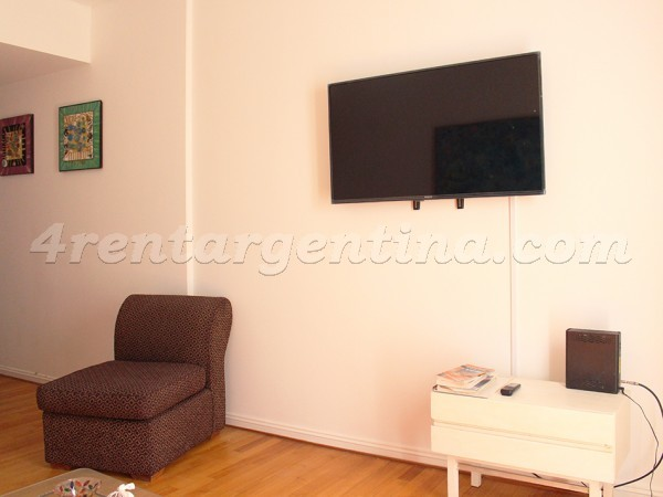 Olleros et Cabildo, apartment fully equipped