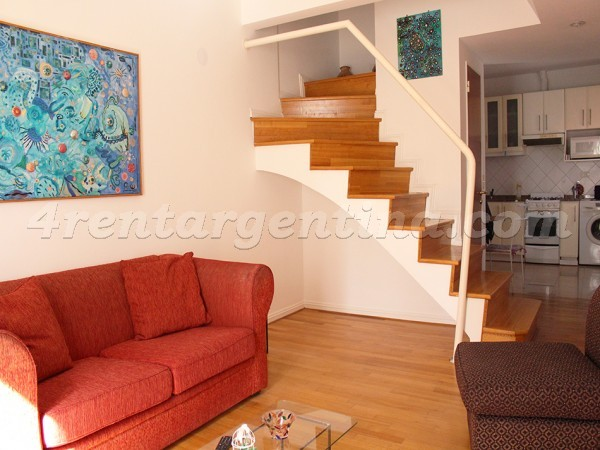 Olleros and Cabildo: Apartment for rent in Belgrano