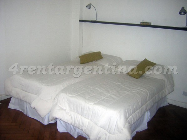 Apartment Tucuman and Reconquista I - 4rentargentina