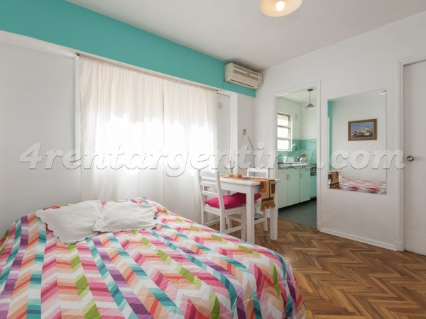 Billinghurst et Charcas: Apartment for rent in Palermo
