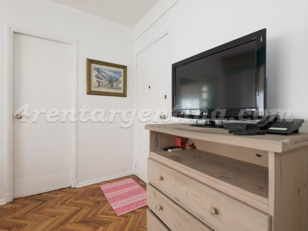 Billinghurst et Charcas, apartment fully equipped