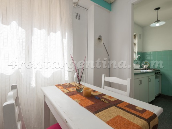 Billinghurst and Charcas: Apartment for rent in Buenos Aires
