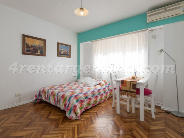 Billinghurst and Charcas, apartment fully equipped
