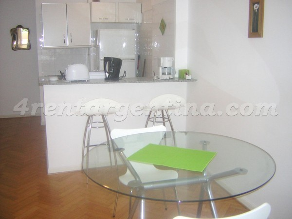 Soldado de la Independencia and Maure: Furnished apartment in Las Ca�itas