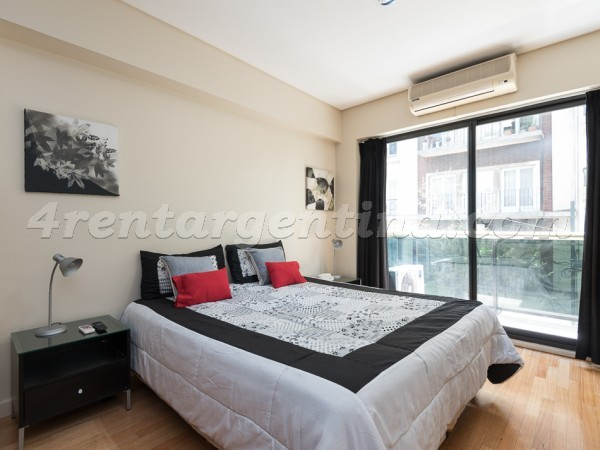 Apartment Arenales and Azcuenaga I - 4rentargentina