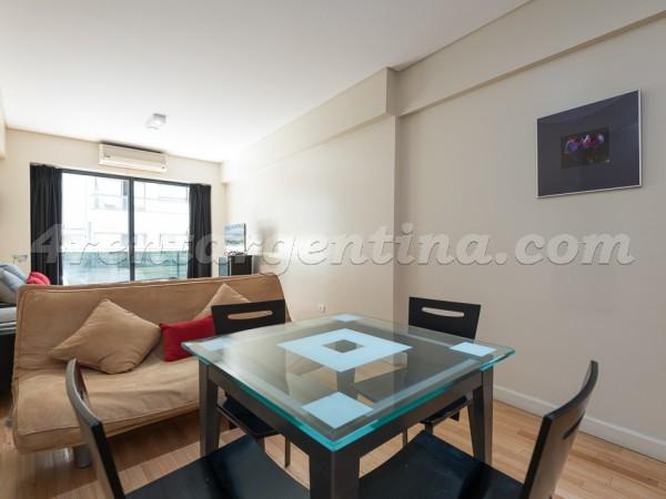 Apartment Arenales and Azcuenaga I - 4rentargentina