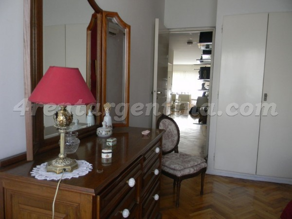 Apartment Callao and Quintana - 4rentargentina
