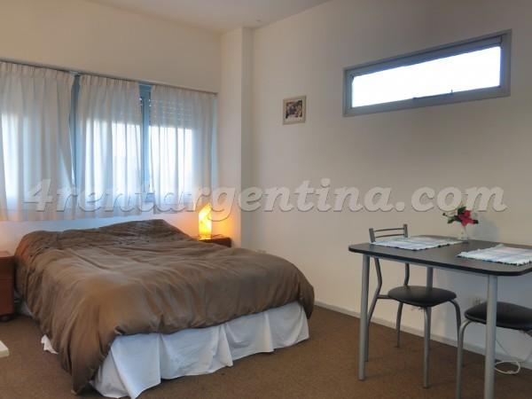 Apartamento Azcuenaga e Guido  III - 4rentargentina