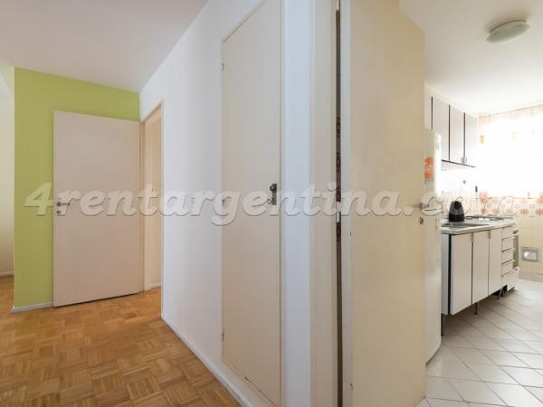 Billinghurst and French: Apartment for rent in Buenos Aires