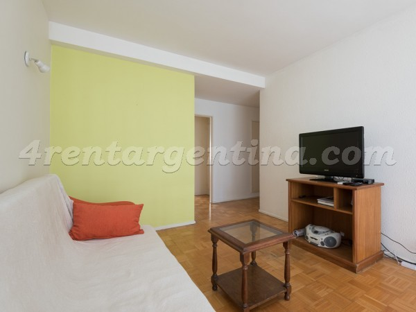Billinghurst and French, apartment fully equipped