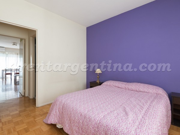 Billinghurst and French: Furnished apartment in Palermo
