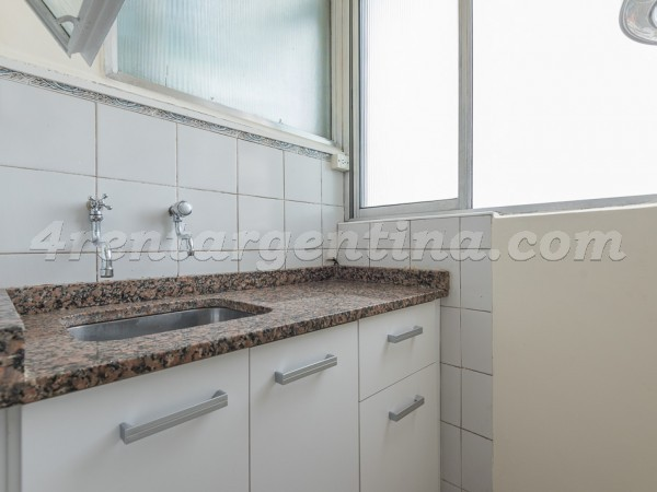 Corrientes et Rodriguez Pe�a, apartment fully equipped