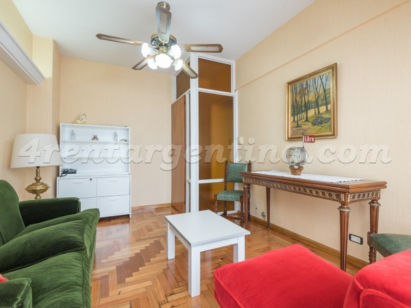 Corrientes et Rodriguez Pe�a: Apartment for rent in Buenos Aires