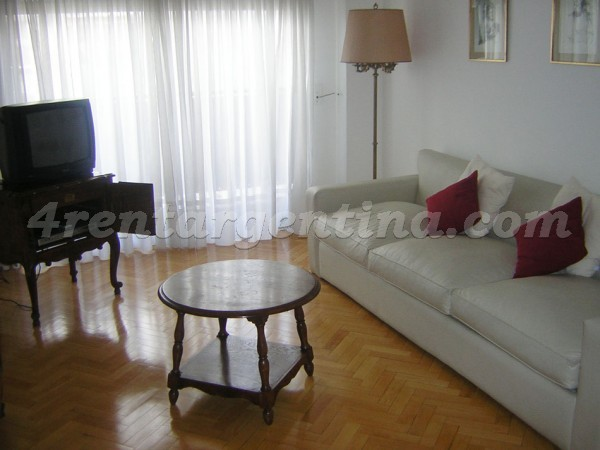 Apartment Vicente Lopez and Pueyrredon IV - 4rentargentina