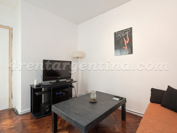 Apartment Charcas and Bonpland - 4rentargentina