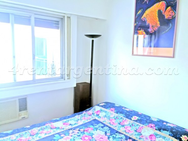 Guido and Callao I: Furnished apartment in Recoleta