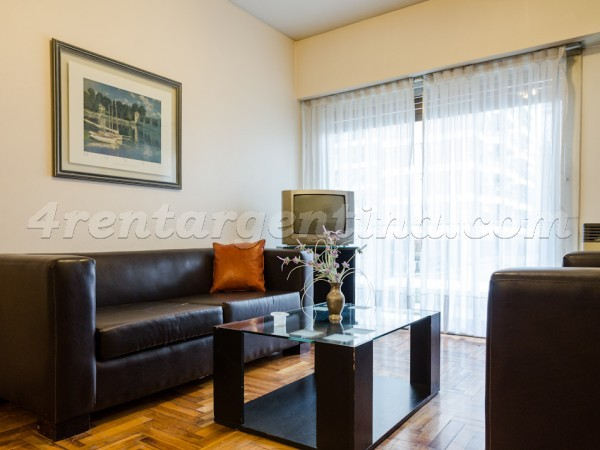 Apartment Salguero and Figueroa Alcorta - 4rentargentina